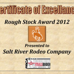 Rough Stock Award 2012